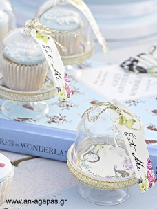 Talking – Truly Alice Curious Cake Domes
