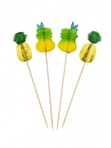 Talking Tropical Fiesta Toothpicks