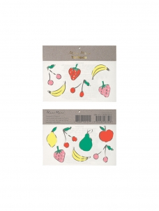 Meri Meri Summer Fruit Tattoos