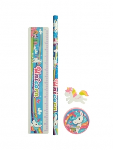 Stationery Set Unicorn