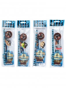 Stationery Set Pirate