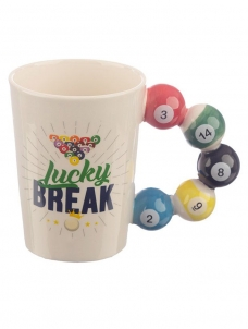 Κούπα Lucky Break Pool Balls