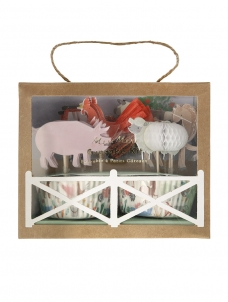 Meri Meri Cupcake Kit On the Farm