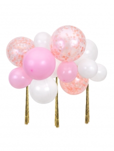 Meri Meri Pink Balloon Cloud Kit