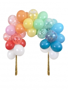 Meri Meri Rainbow Balloon Arch Kit
