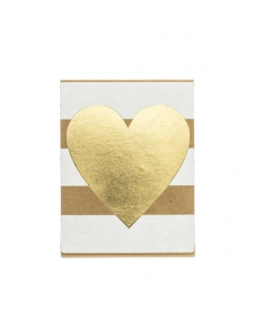 Pocket Notes – Kraft Heart
