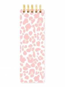 Reporter Journal-Pink Leopard