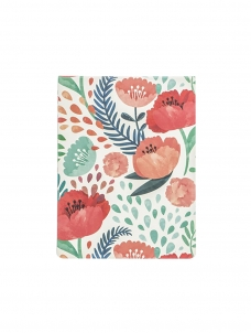 Pocket Notes-Vintage Floral