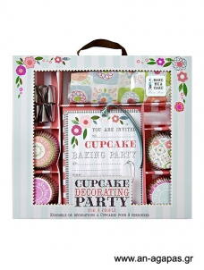 Meri Meri Cupcake bakery party kit