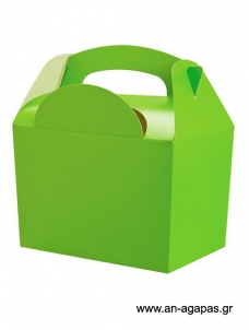 Party box σε lime χρώμα