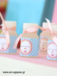 Party bubbles Sweet Candy Corner