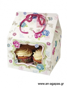Meri Meri Cupcake large box Love in the afternoon
