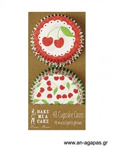 Meri Meri Cupcake cases Cherries