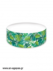 Cake banner Tropical Jungle