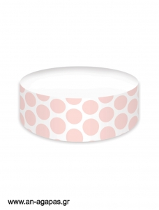 Cake banner Colal Dots