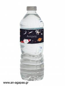 Water Label Space