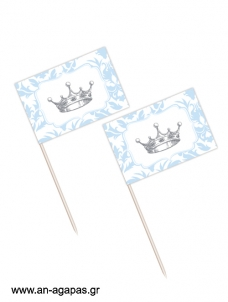 Toothpick flags Little Prince