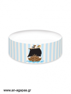 Cake banner Krafty Pirate