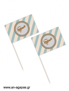 Toothpick flags Fly Away