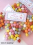 Bag Toppers Sweet Candy Corner