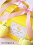 Treat Box Label Pink Lemonade