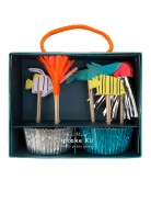 Meri Meri Cupcake Kit Under The Sea