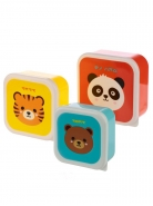 Lunch Boxes Cutiemals Animal