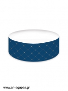 Cake banner Nautical Gold