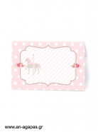 Food Labels Pink Carousel