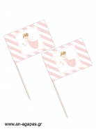 Toothpick flags Cute Fairy
