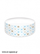Cake banner Polka Dot Fun